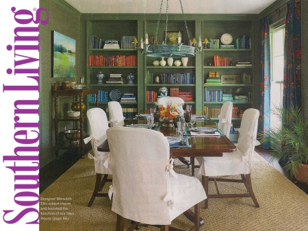 southern living august 2018